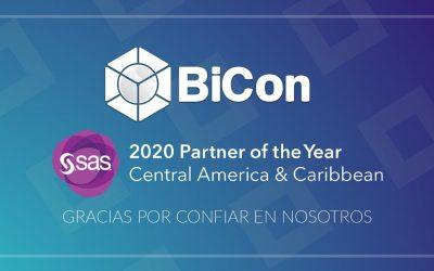 SAS reconoce a BiCon como socio del año en la región de Caribe y Centroamérica
