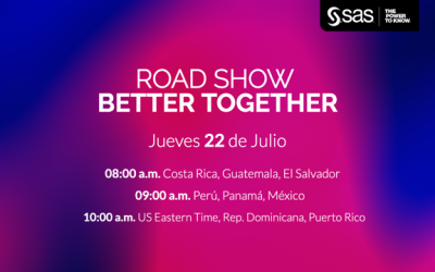 Road show Better Together