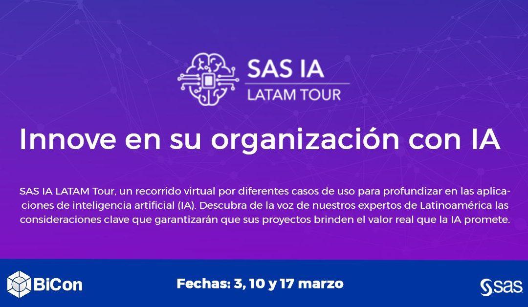SAS IA Latam Tour