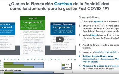 Webinar Rentabilidad Post Covid-19